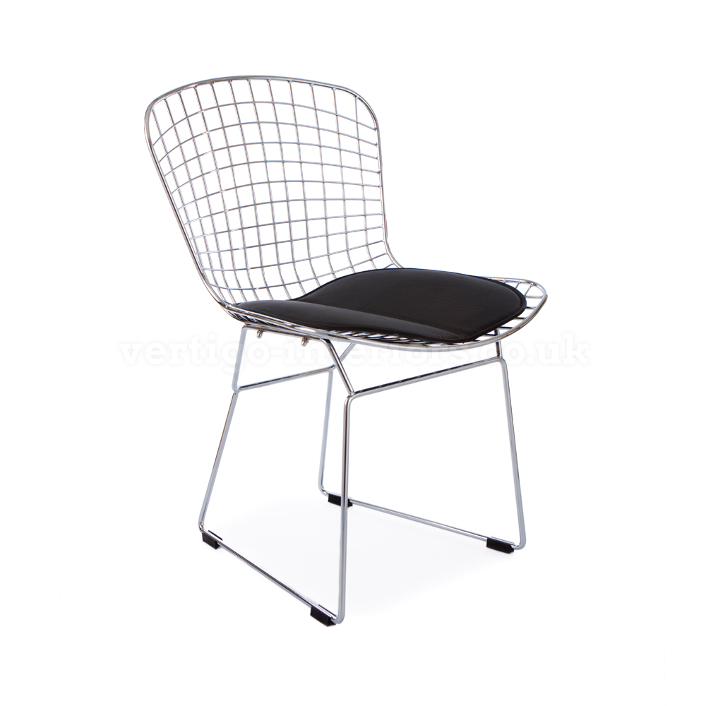 Bertoia side chair mikaza meubles modernes montreal for Lion meuble liquidation montreal