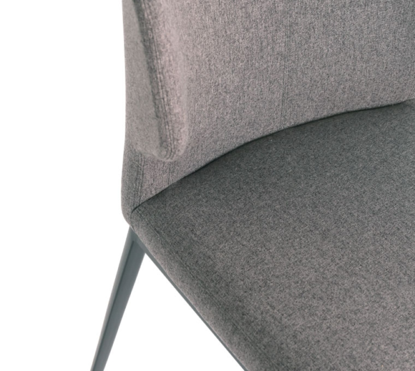 Cabo Chair Dark Grey Close Up