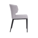 Cabo Chair Light Grey Side