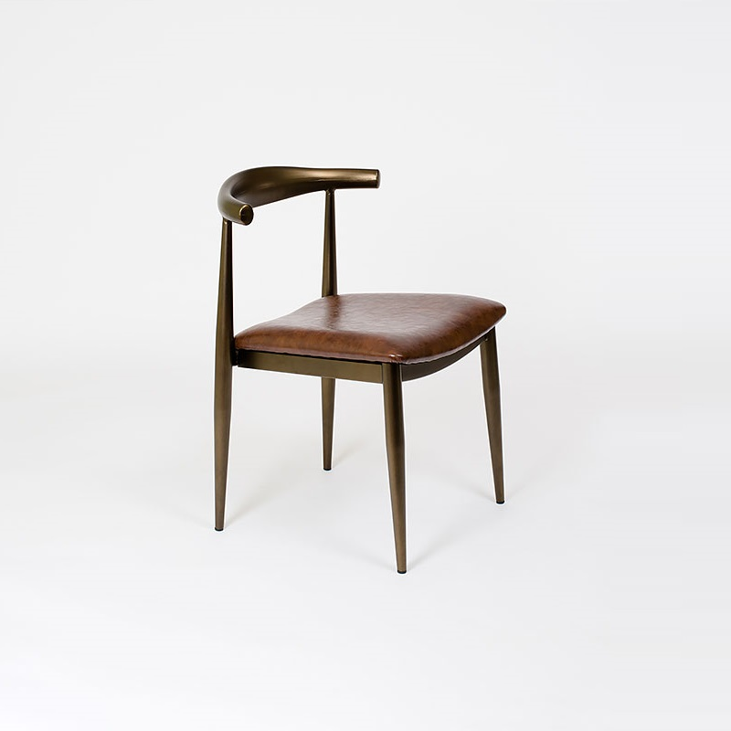 Elbow Dining Side Chair Mikaza Meubles Modernes Montreal