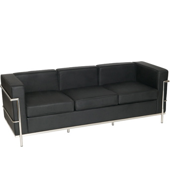 Le Corbusier three seater