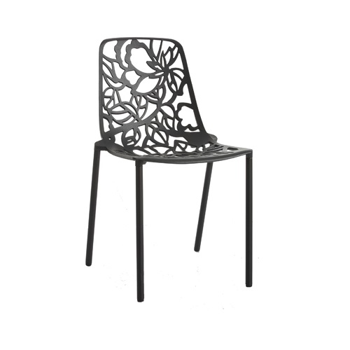 Tracery side chair