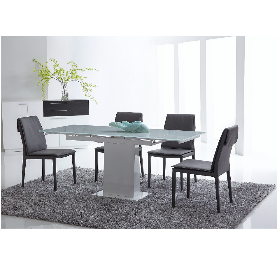 Bonn Dining Table Mikaza Meubles Modernes Montreal Modern Furniture Ottawa