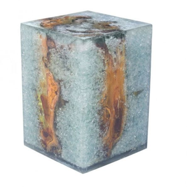 Fissure resin stool