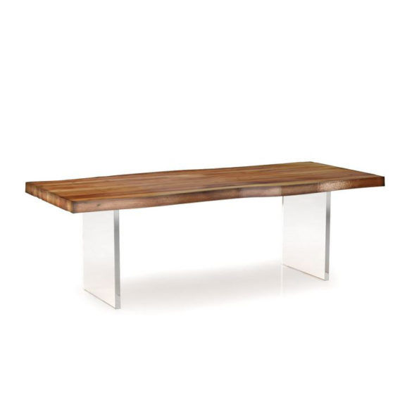 Big Ben acacia table