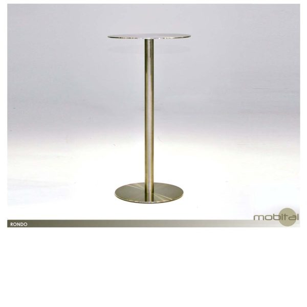 Rondo bar table mikaza meubles modernes montreal modern for Lion meuble liquidation montreal