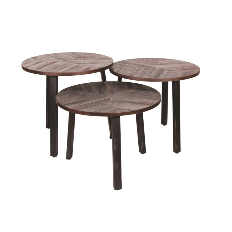 Three Leaves Table Mikaza Home furniture living side tables : Three Leaves tables from mikazahome.ca size 800 x 800 png 244kB