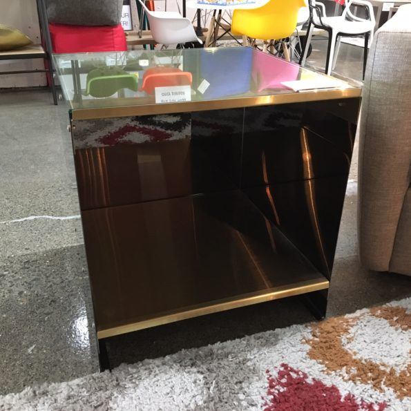 Excel Side table