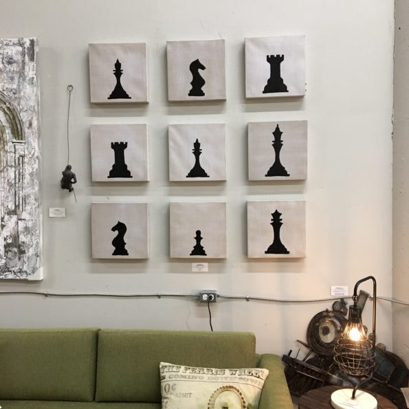 Checkmate Painting