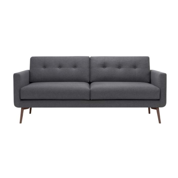Ingrid three seater mikaza meubles modernes montreal for Shale sofa bed