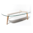 Viva Cocktail Table with shelf