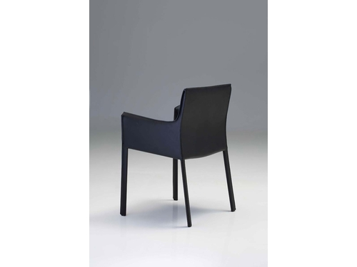Fleuer armchair chair black