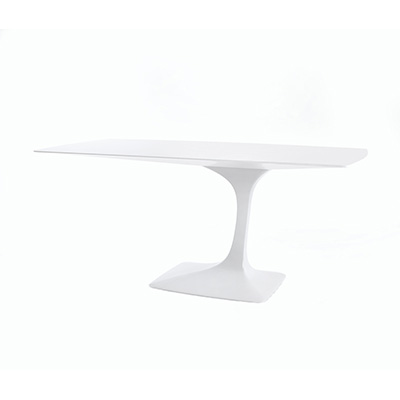 Justin White Fiberglass Tables