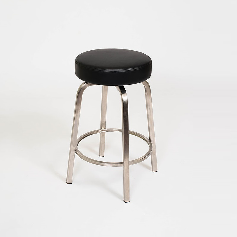 Classic Counter Swivel Stool Mikaza Meubles Modernes
