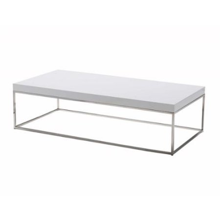 Kubo Coffee table rectangle high gloss