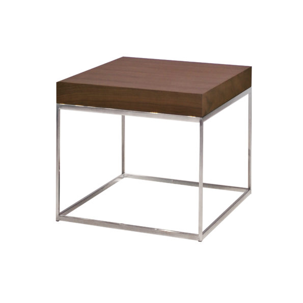 Kubo End table veneer