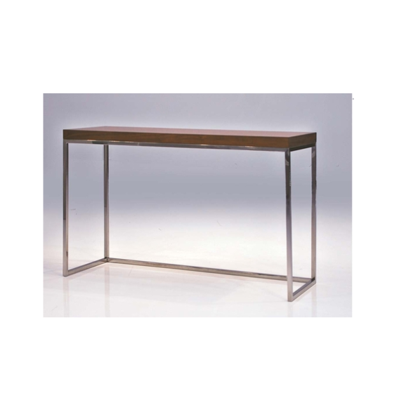 Kubo console table veneer