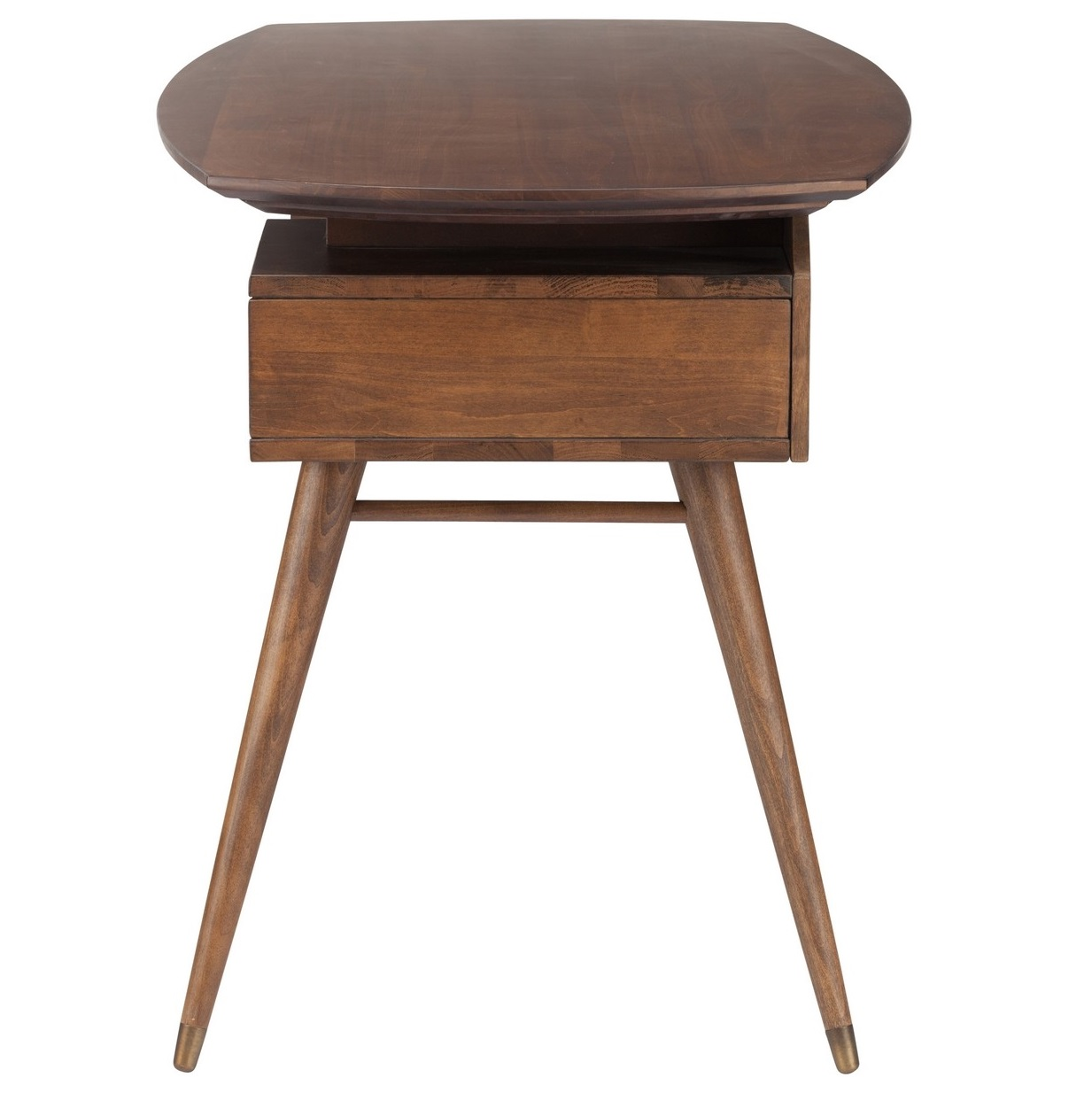 Carel desk mikaza meubles modernes montreal modern for Meuble lida montreal