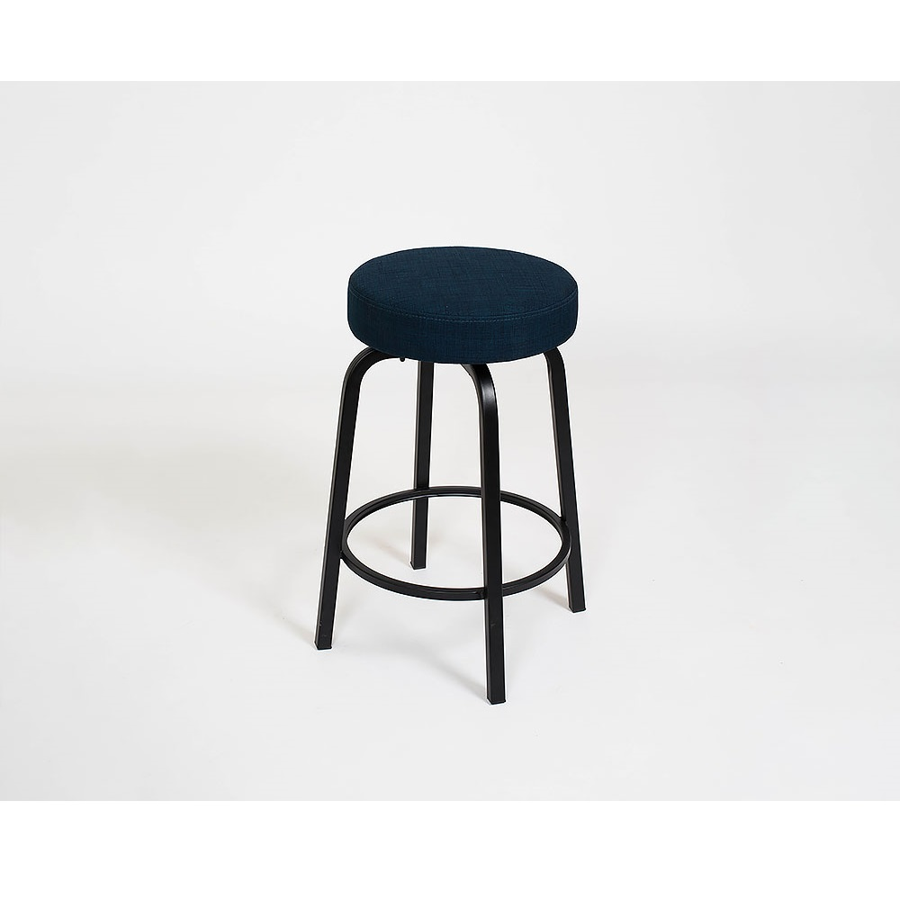 Classic counter swivel stool mikaza meubles modernes for Lion meuble liquidation montreal