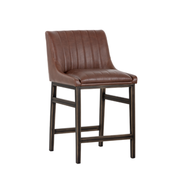 Holden counter stool brown