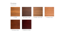 classica bed swatches