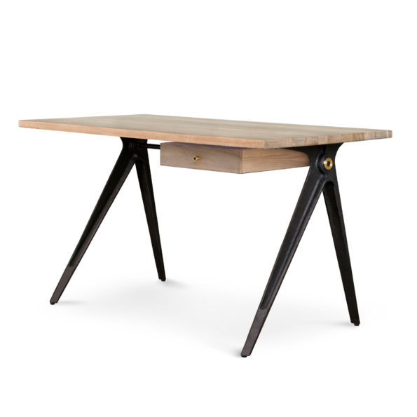 compass desk mikaza meubles modernes montreal modern furniture