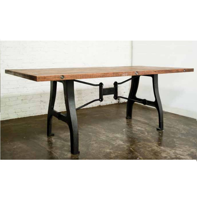 home dining dining and bar tables industrial dining table