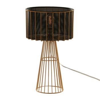 dial table lamp