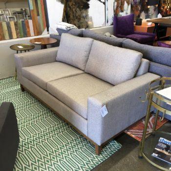 Florence sofa mikaza meubles modernes montreal modern for Meuble sofa montreal
