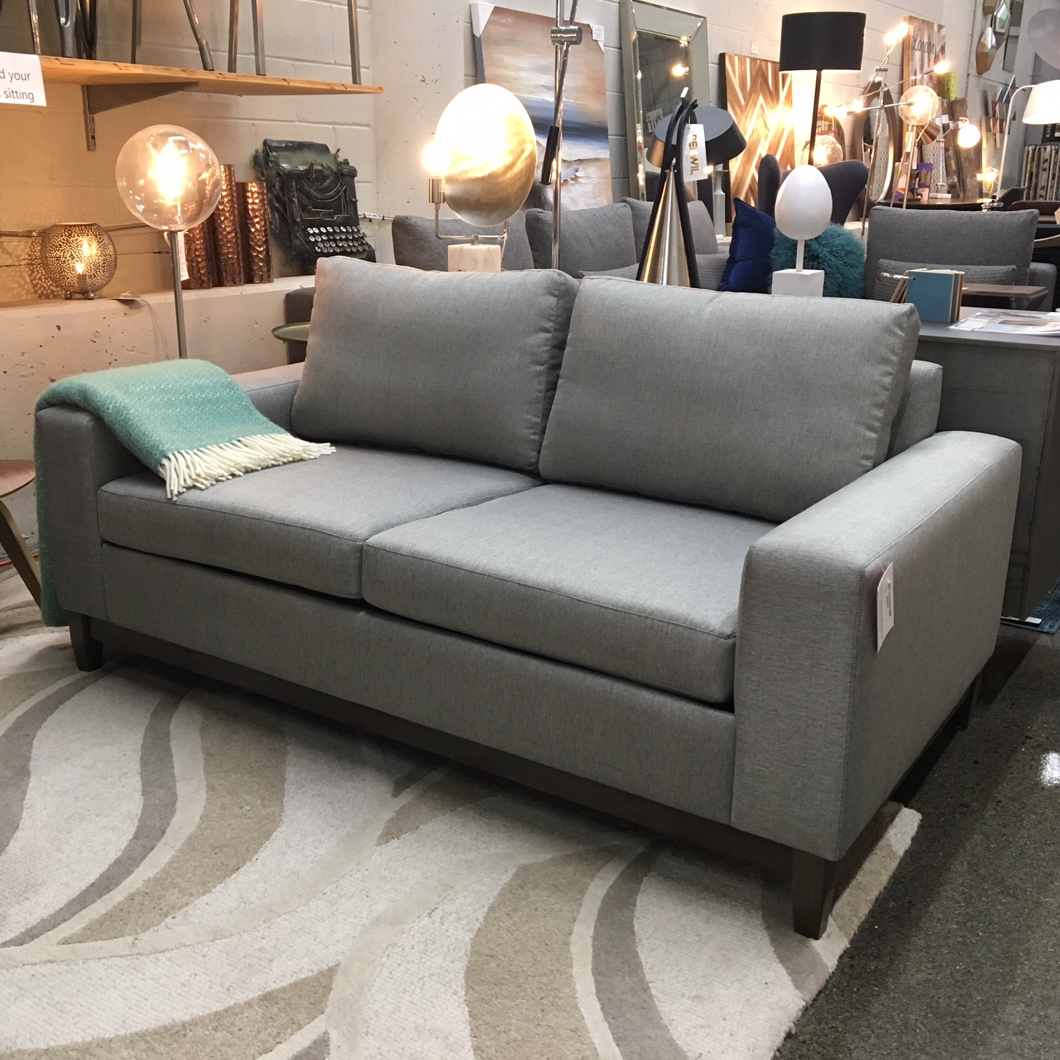 Mikaza Meubles Modernes Montreal: Home / Living / Sofas And Sectionals / Ellis