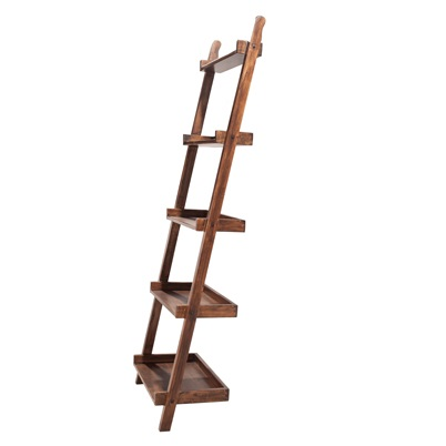 Ladder shelf large