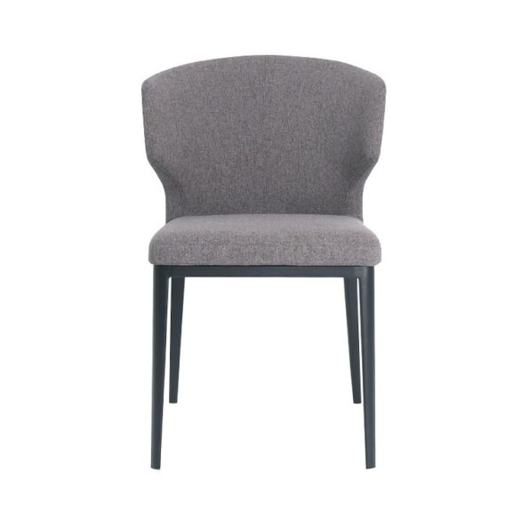 Cabo Chair Dark Grey Front
