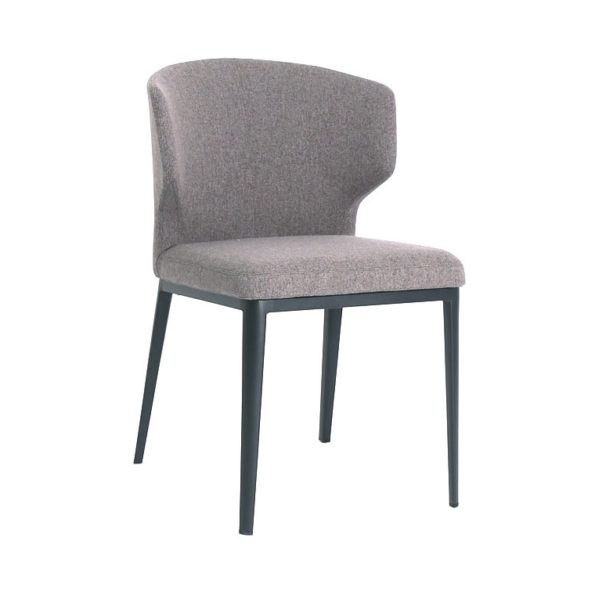 Cabo Chair Dark Grey Vertical