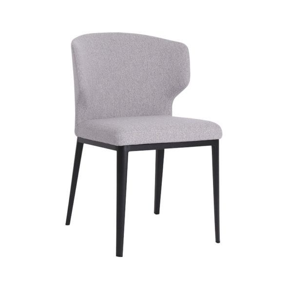 Cabo Chair Light Grey Vertical