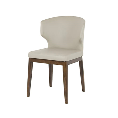 Cabo Chair Wood Legs