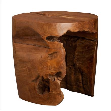 Bundar Side Table