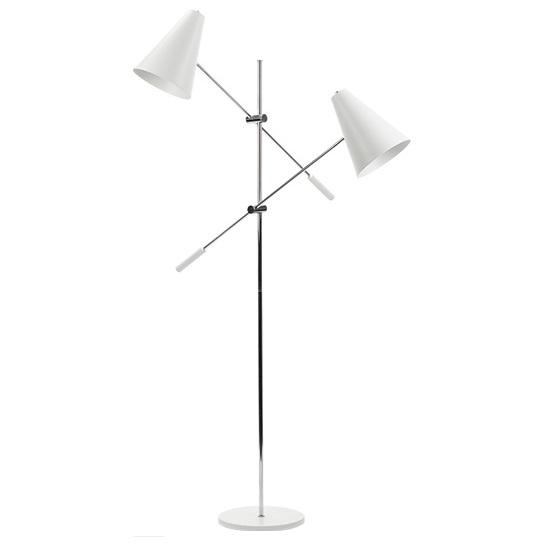 Tivat 2 floor lamp