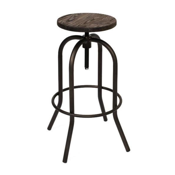 Flint adjustable stool