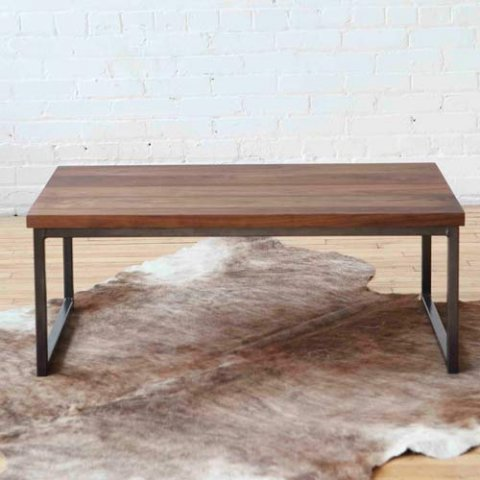2 Loons coffee tables straight cut