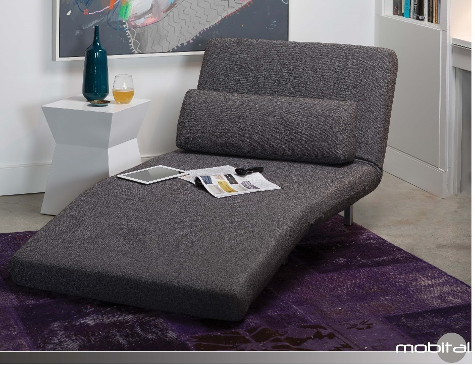Multi Sofa Bed Single Mikaza Meubles Modernes Montreal