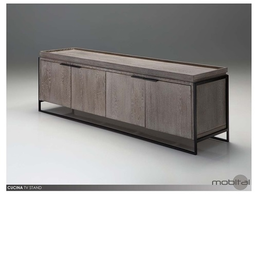 Cucina Tv Unit Mikaza Meubles Modernes Montreal Modern