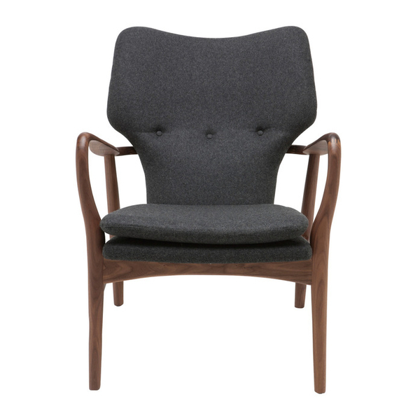 Ingrid Accent Chair Mikaza Meubles Modernes Montreal