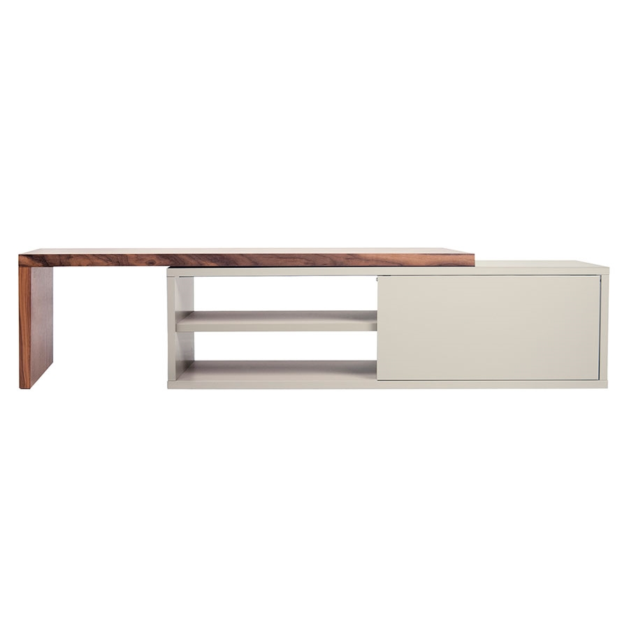 Move Tv Bench Mikaza Meubles Modernes Montreal Modern Furniture  # Meuble Tv Lounge