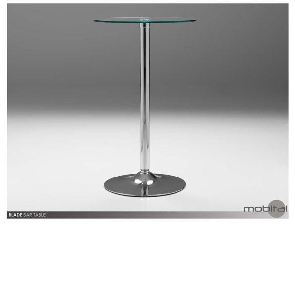 Blade bar table