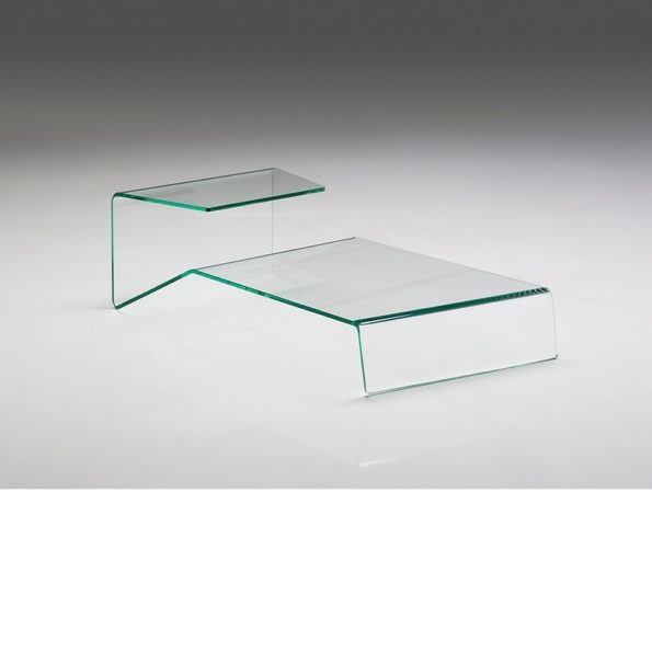 Bezel coffee table