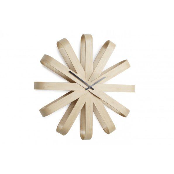 Ribbonwood clock