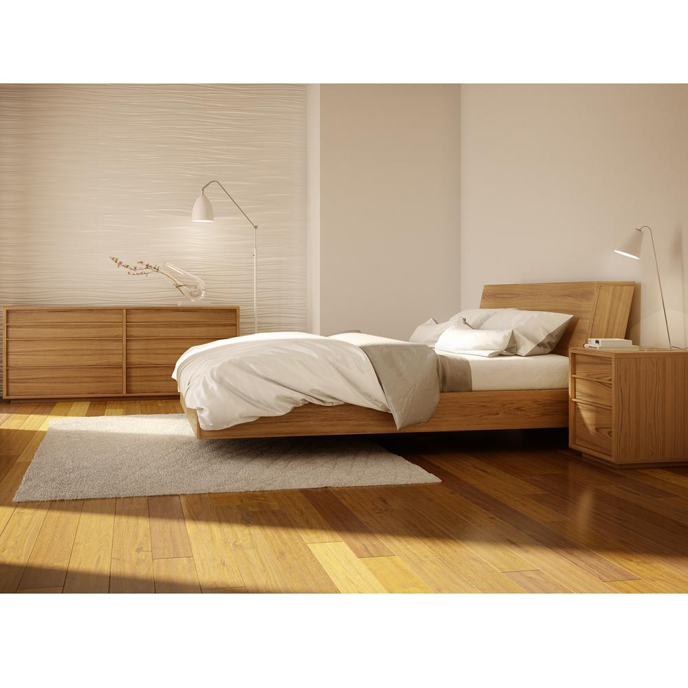 Urbana Bedroom Mikaza Meubles Modernes Montreal Modern Furniture Ottawa