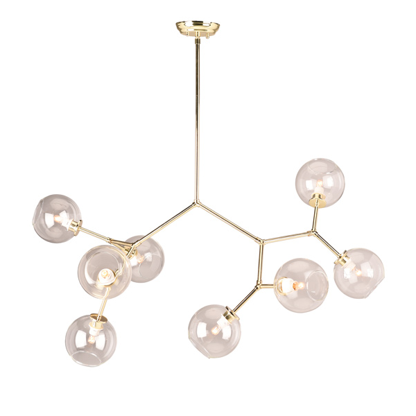 Atom 8 Pendant Mikaza Home Furniture Lighting Nuevo Atom