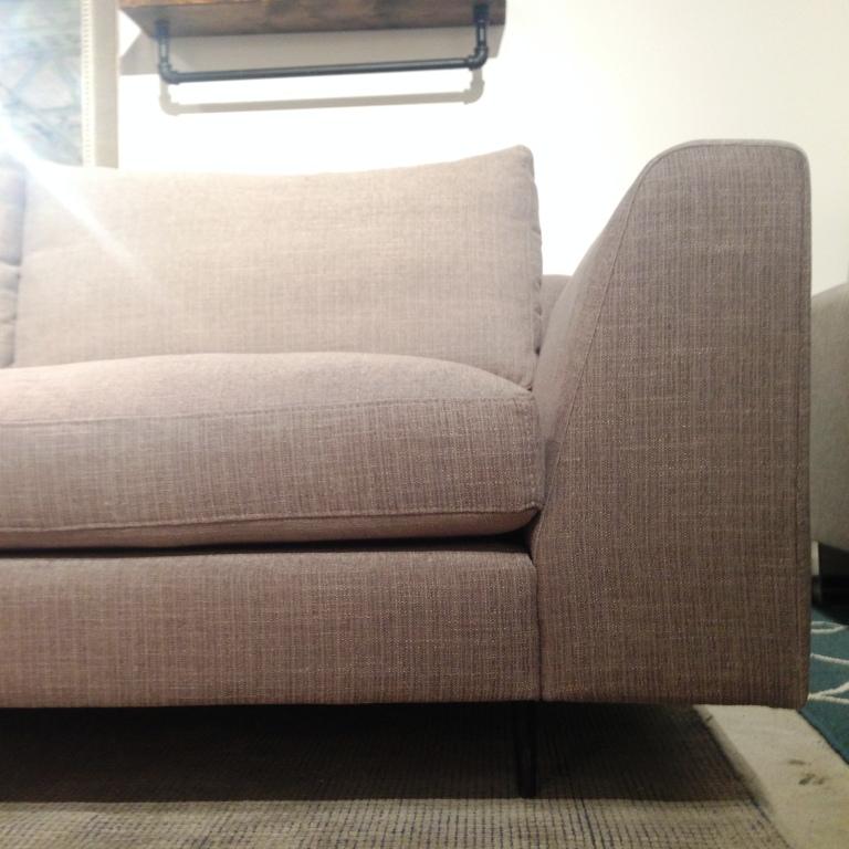 condo size sofa