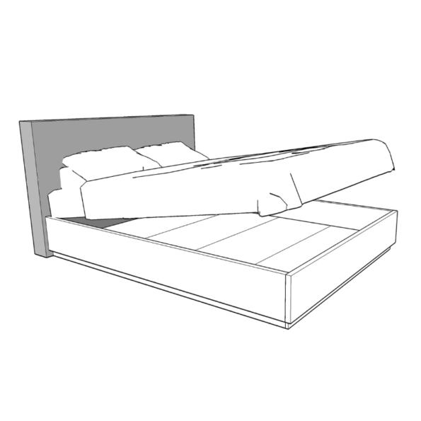 Maya beddroom set